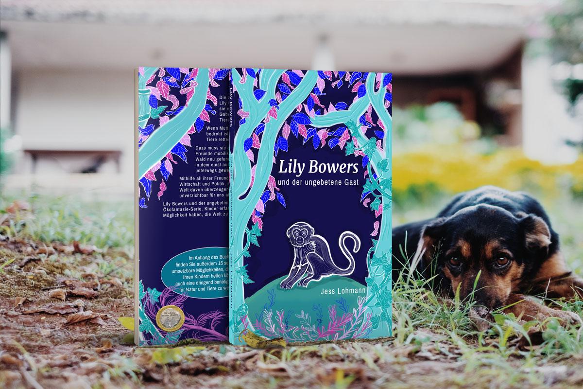 Lily Bowers und der ungebetene Gast