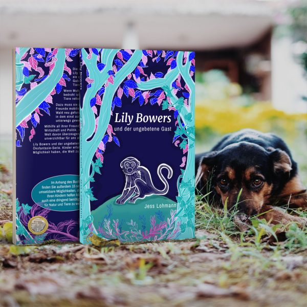 Lily Bowers und der ungebetene Gast: Taschenbuch nachhaltig gedruckt