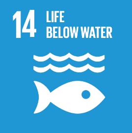 UN Sustainable Development Goal #14: Life below water