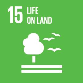 UN Sustainable Development Goal #15: Life on land