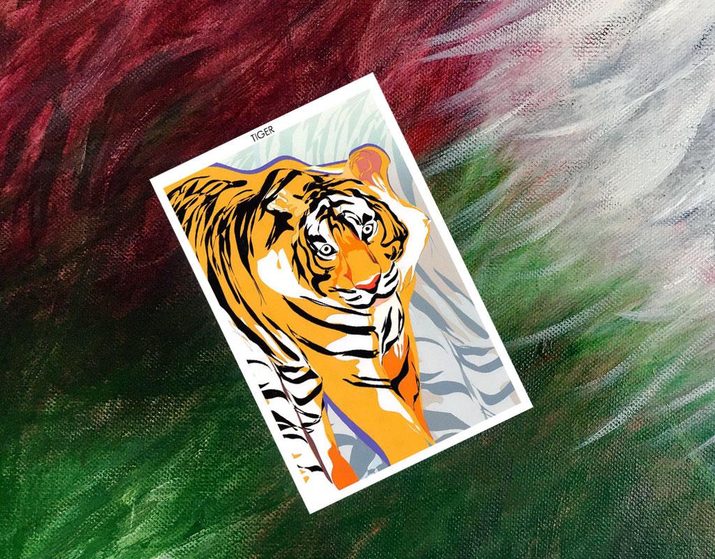 Tiger as your Animal Spirit Guide