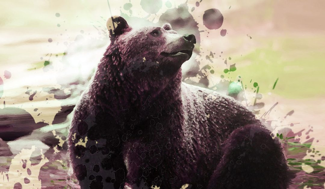 Bear and Ouroboros: Your Animal Spirit Guides at the Full Moon in Scorpio on April 26, 2021